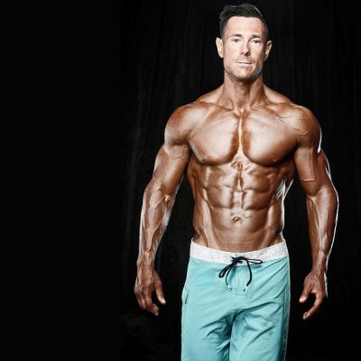 Men Physique Category Rules